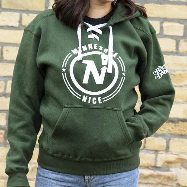 Minnesota Nice N Star Hockey Sweatshirt
