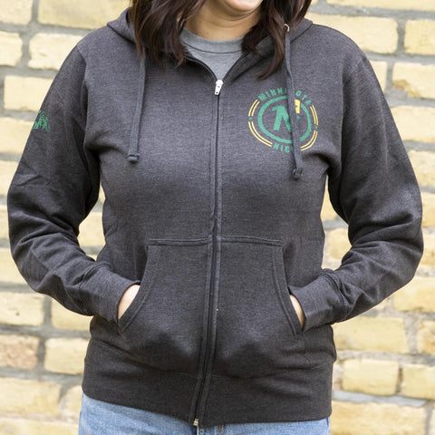 Minnesota Nice N Star Zip-Up Sweatshirt