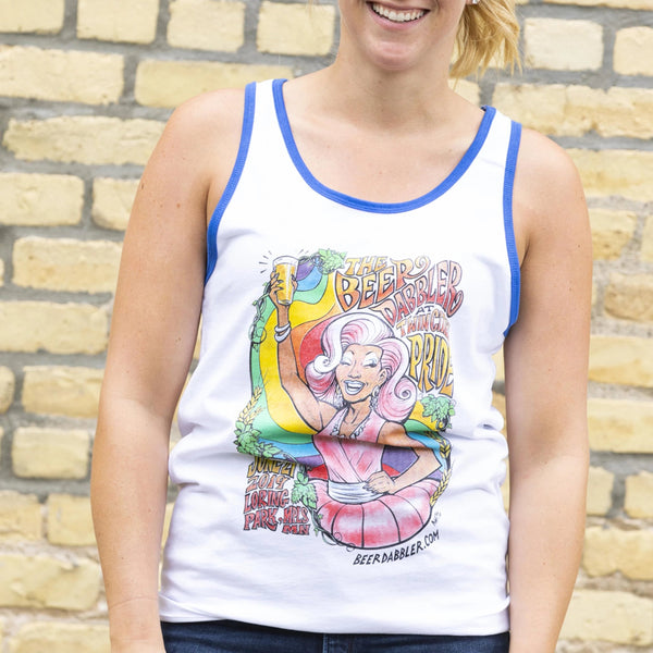 2019 Pride Dabbler Event Tank Top