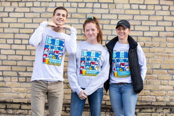 2020 Winter Dabbler Event Long Sleeve T-Shirt