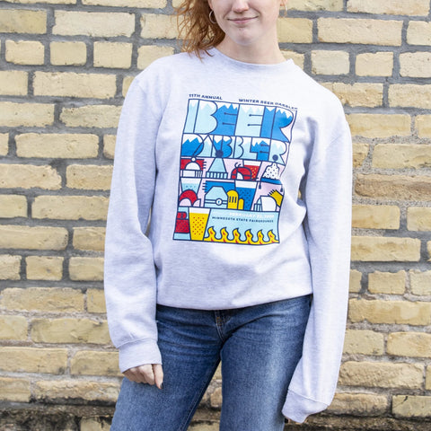 2020 Winter Beer Dabbler Event Crewneck Sweatshirt