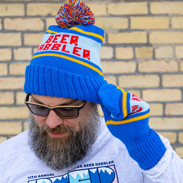 2020 Winter Beer Dabbler Pom Hat