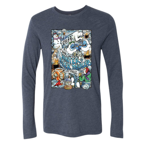 2019 Winter Dabbler Event Long Sleeve T-Shirt