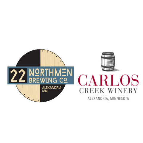 22 Northmen Brewing Company & Carlos Creek Winery