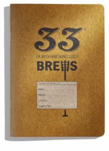"33 Brews ""A Beer-Brewing Log"""