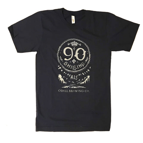 Odell Brewing Co. 90 Shilling T-Shirt