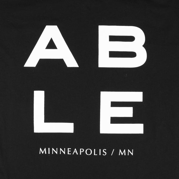 Able Seedhouse + Brewery Logo T-Shirt