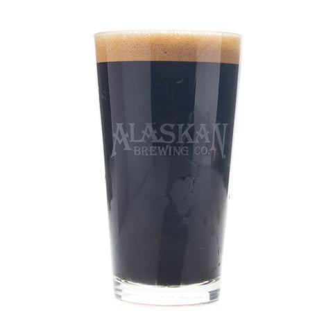 Alaskan Brewing Co. Pint Glass