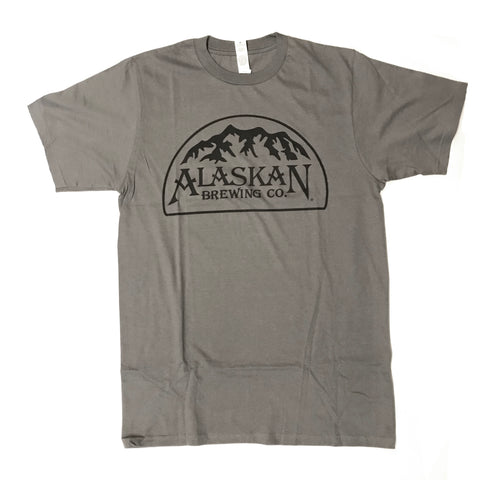 Alaskan Brewing Co. Mountain Logo T-Shirt