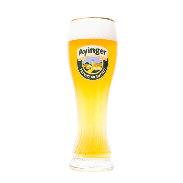 Ayinger Weisse Glass