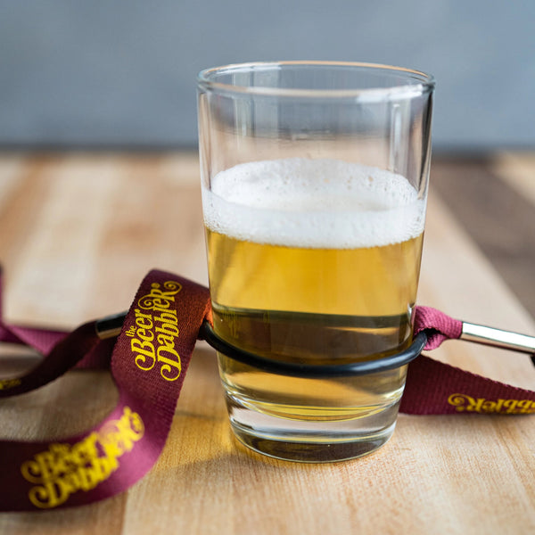 Beer Dabbler Hands-Free Beer Holder Lanyard