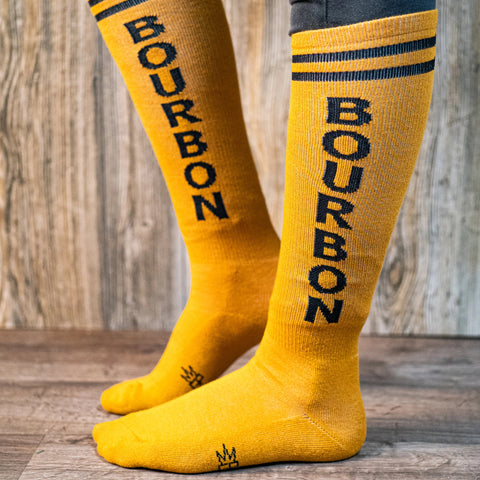 Bourbon Athletic Socks