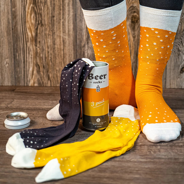 Canned Socks Value Pack