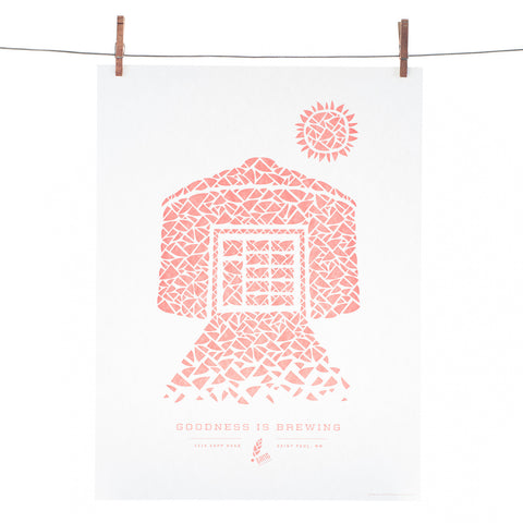 "Bang Brewing ""Goodness is Brewing"" Print"