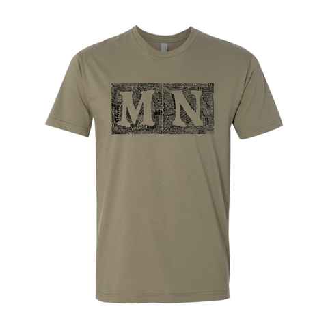 The Beer Dabbler MN Brewery T-Shirt