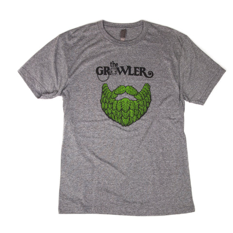 Growler Hop Beard T-Shirt