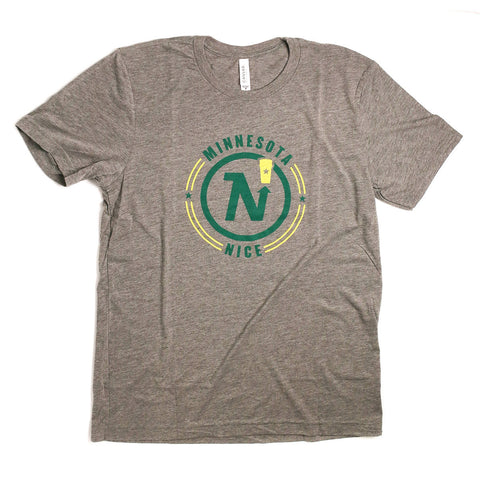 Minnesota Nice N Star T-Shirt