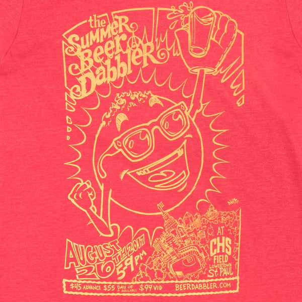 2017 Summer Beer Dabbler T-Shirt