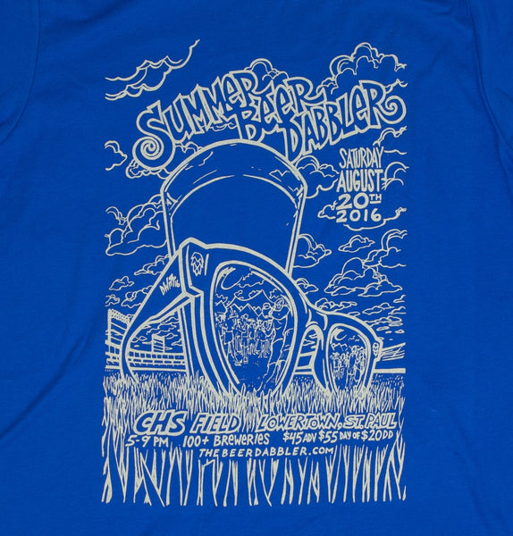 2016 Summer Beer Dabbler Event T-Shirt