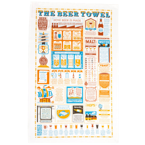 The Beer Towel