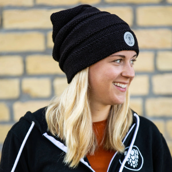Beer Dabbler Slouch Beanie