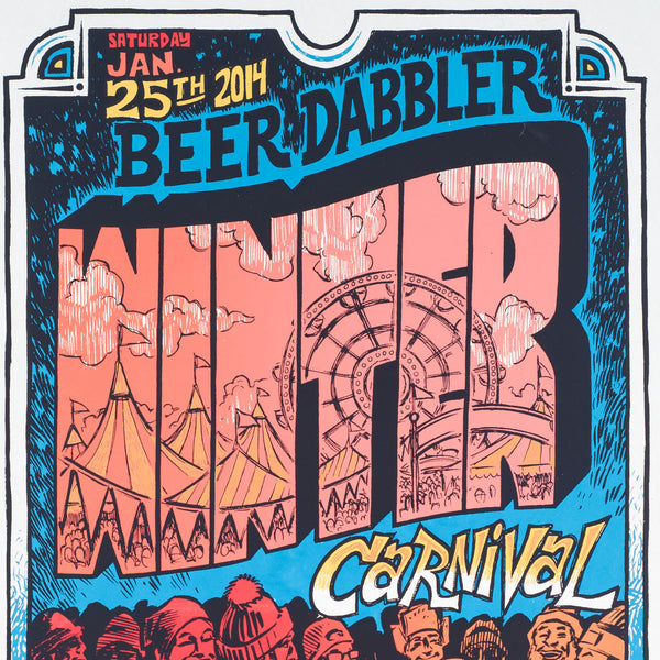 Beer Dabbler Winter Carnival 2014 by DWITT