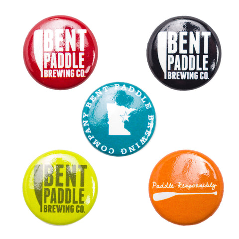 Bent Paddle Pin pack
