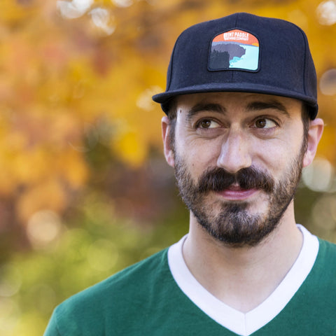 Bent Paddle Brewing Co Flex Fit Hat