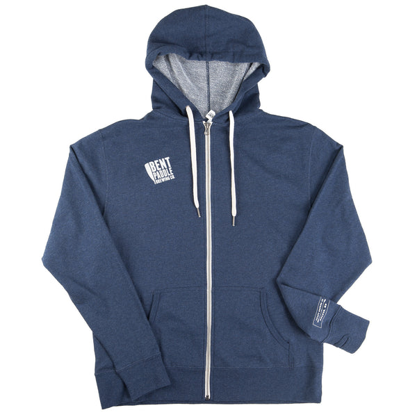 Bent Paddle Zip Up Sweatshirt