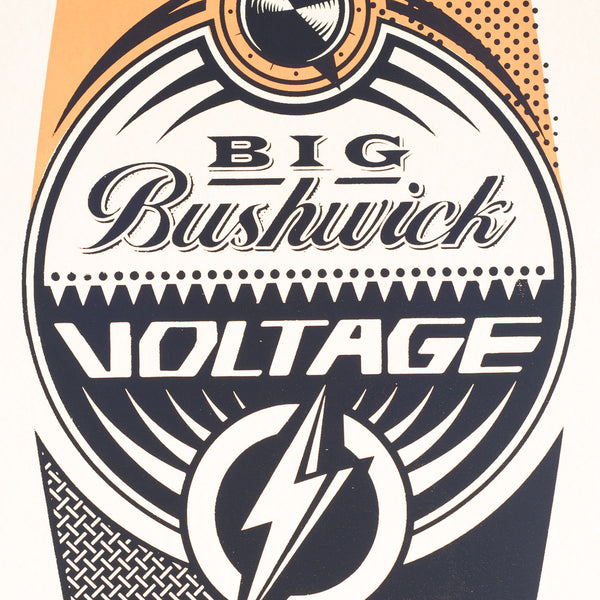 """Big Bushwick Voltage IPA"" by Nicholas Hartman"