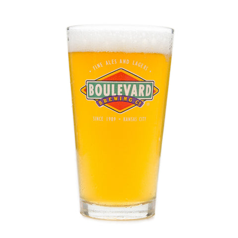 Boulevard Brewing Co Pint Glass