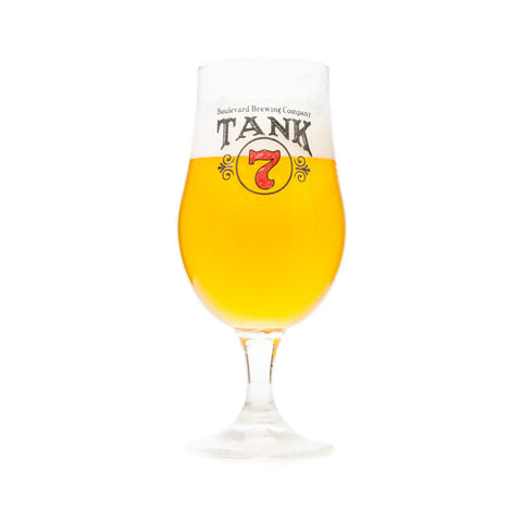 Boulevard Brewing Company Tank 7 Glass