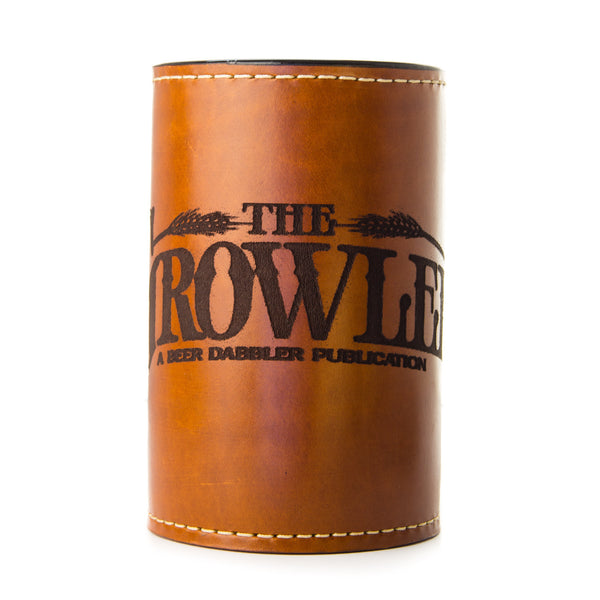 Handcrafted Leather Beer Mug