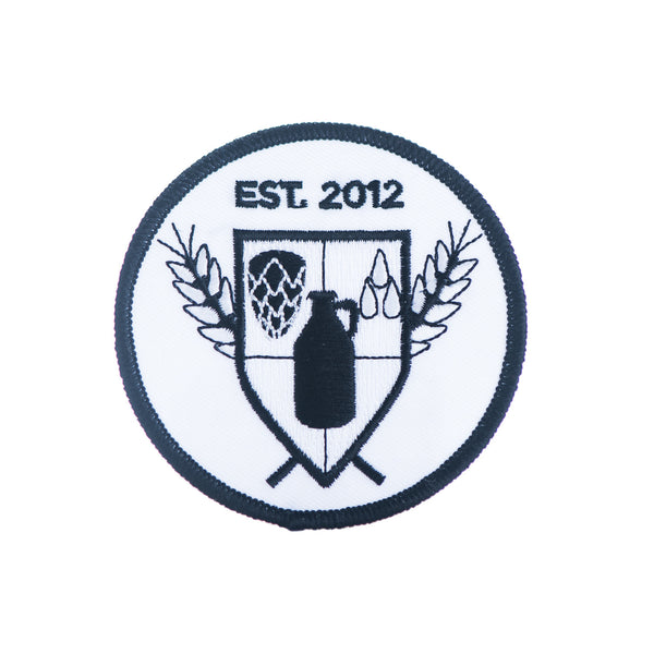 The Growler Patch Round Crest