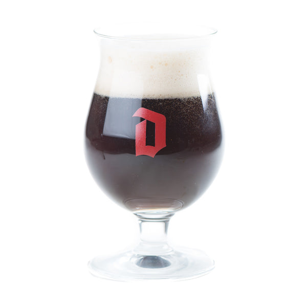 "Duvel ""D"" 33cl Glass"