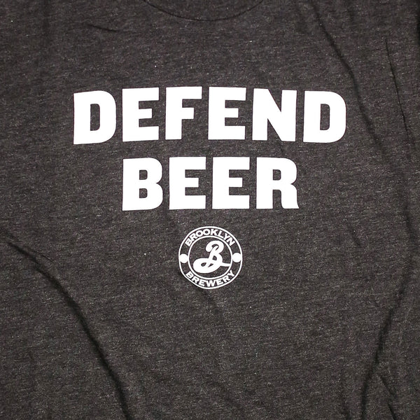 Brooklyn Defend Beer T-Shirt