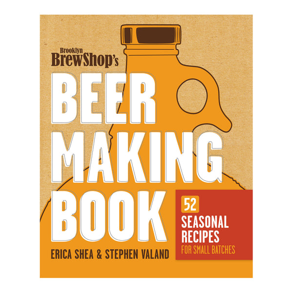Beer Making Book by Brooklyn BrewShop