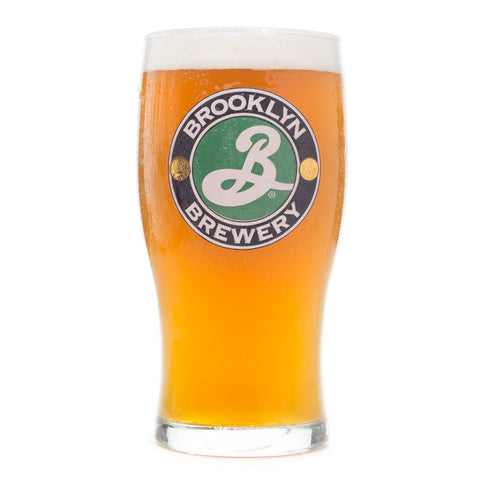 Brooklyn Brewery Imperial Pint Glass (20oz)