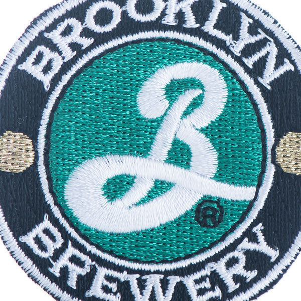 Brooklyn Logo Patch
