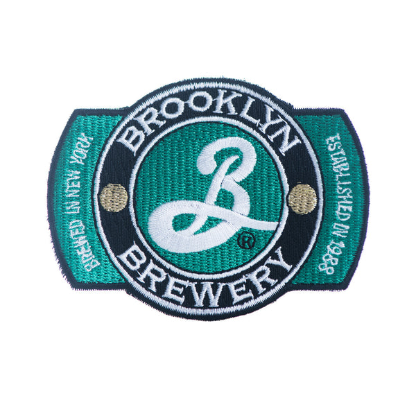 Brooklyn Brewery Wing Patch