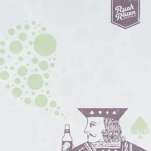 BubbleJack IPA by Rush River