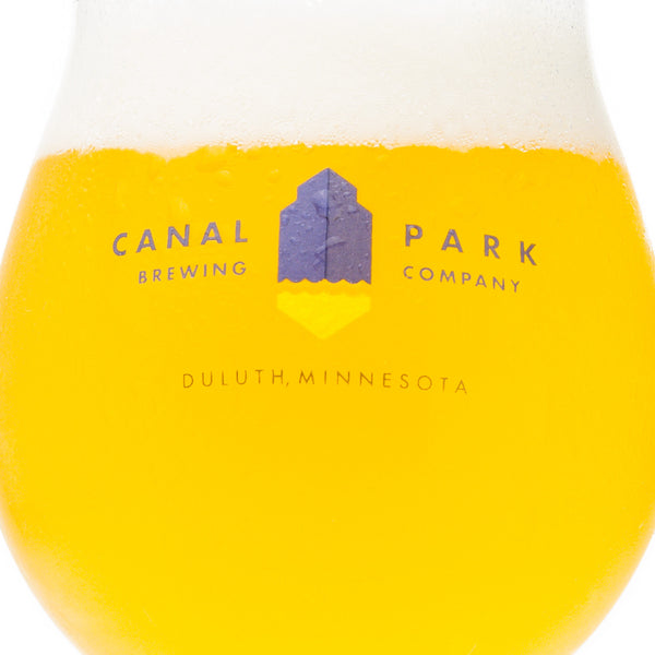 Canal Park Brewing Tulip Glass