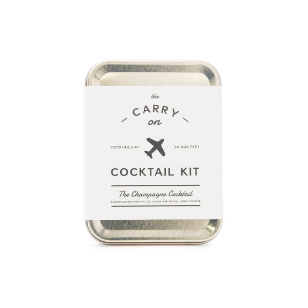 The Carry-On Cocktail Kit