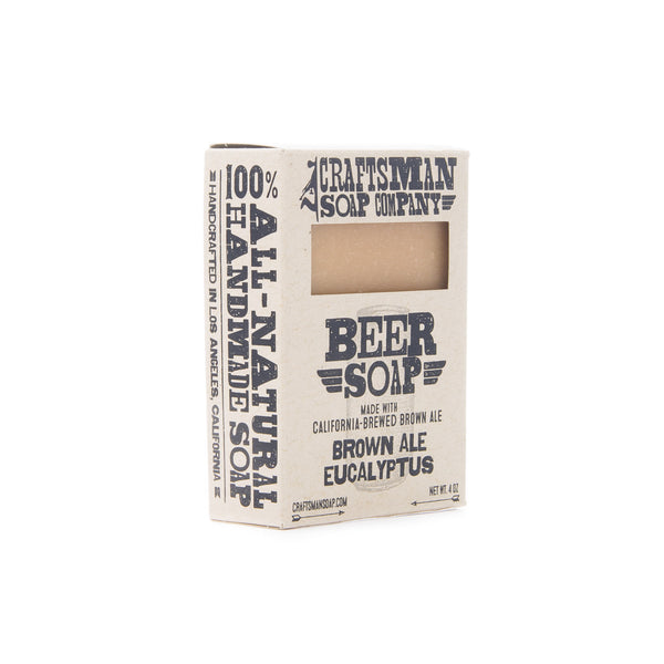 Craftsman Soap Co. Beer Soap