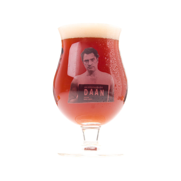 Duvel Artist Collection Tulip Glass: Daan Stuyven