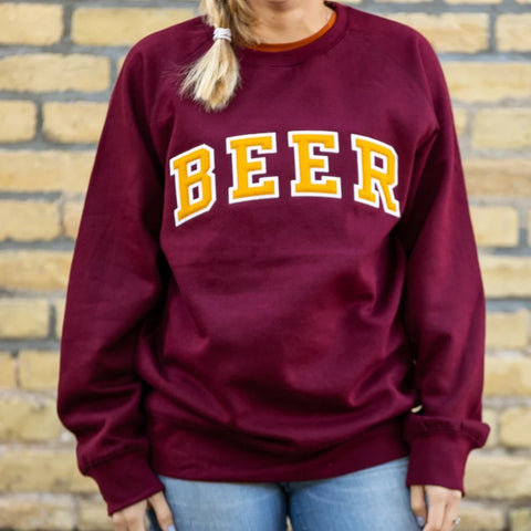 BEER Crewneck Sweatshirt
