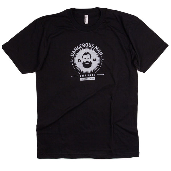 Dangerous Man Logo T-Shirt