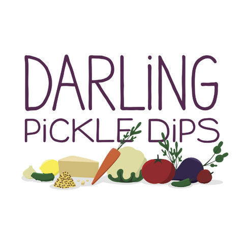 Darling Pickle Chips