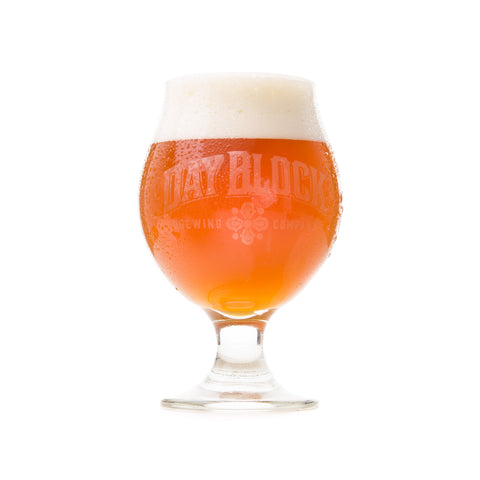 Day Block Brewing Company Tulip Glass