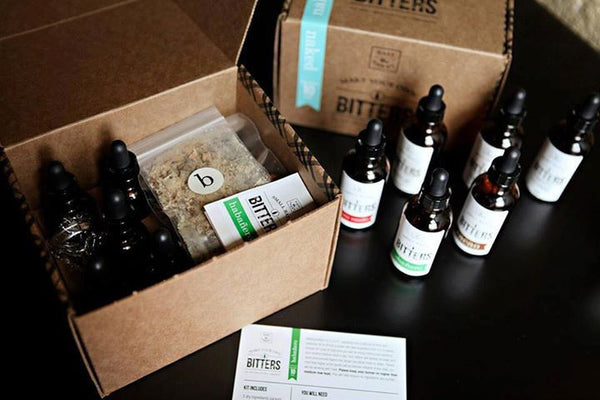 Easy & Oskey Make Your Own Bitters Kit